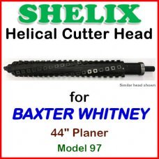 SHELIX for BAXTER WHITNEY 44'' Planer, Model 97
