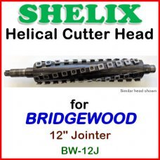 SHELIX for BRIDGEWOOD 12'' Jointer, BW-12J