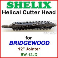 SHELIX for BRIDGEWOOD 12'' Jointer, BW-12JD
