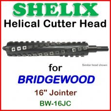 SHELIX for BRIDGEWOOD 16'' Jointer, BW-16JC