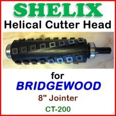 SHELIX for BRIDGEWOOD 8'' Jointer, CT-200
