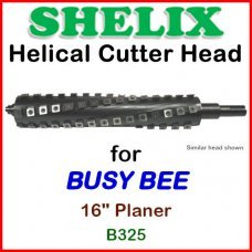 SHELIX for BUSY BEE 16'' Planer, B325