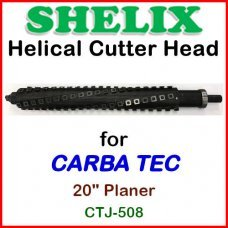 SHELIX for CARBA TEC 20'' Planer, CTJ-508