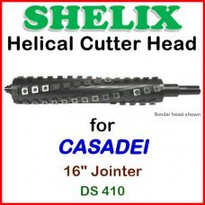 SHELIX for CASADEI 16'' Jointer, DS 410