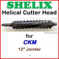 SHELIX for CKM 12'' Jointer