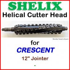 SHELIX for CRESCENT 12'' Jointer