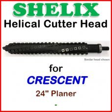 SHELIX for CRESCENT 24'' Planer