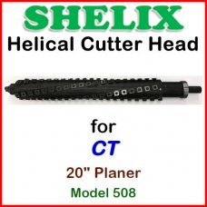 SHELIX for CT 20'' Planer, Model 508