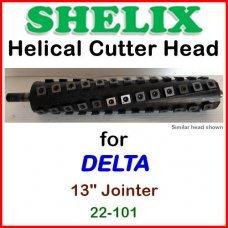 SHELIX for DELTA 13'' Planer, 22-101