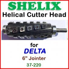 SHELIX for DELTA 6'' Jointer, 37-220