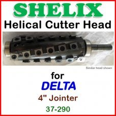 SHELIX for DELTA 4'' Jointer, 37-290