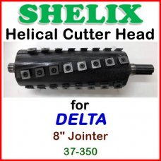 SHELIX for DELTA 8'' Jointer, 37-350