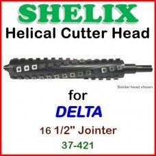 SHELIX for DELTA 16.5'' Jointer, 37-421