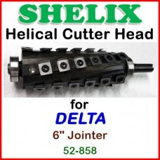 SHELIX for DELTA 6'' Jointer, 52-858