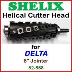 SHELIX for DELTA 6'' Jointer, 52-858