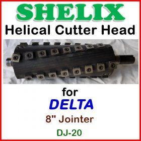 SHELIX for DELTA 8'' Jointer, DJ-20