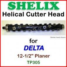 SHELIX for DELTA 12-1/2'' Planer, TP305