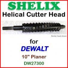 SHELIX for DEWALT 10'' Planer, DW27300