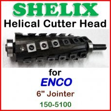 SHELIX for ENCO 6'' Jointer, 150-5100