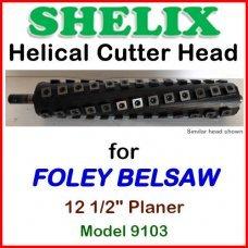 SHELIX for FOLEY BELSAW 12 1/2'' Planer, Model 9103