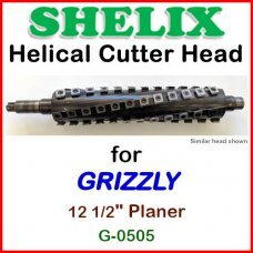 SHELIX for GRIZZLY 12 1/2'' Planer, G0505
