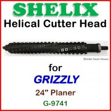 SHELIX for GRIZZLY 24'' Planer, G9741