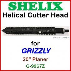 SHELIX for GRIZZLY 20'' Planer, G9967Z