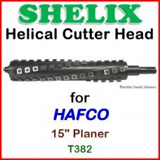 SHELIX for HAFCO 15'' Planer, T382