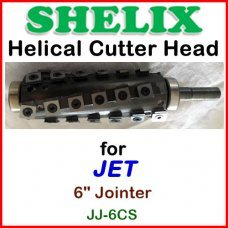 SHELIX for JET 6'' Jointer, JJ-6CS