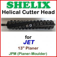 SHELIX for JET 13'' Planer, JPM 13 (Planer-Moulder)