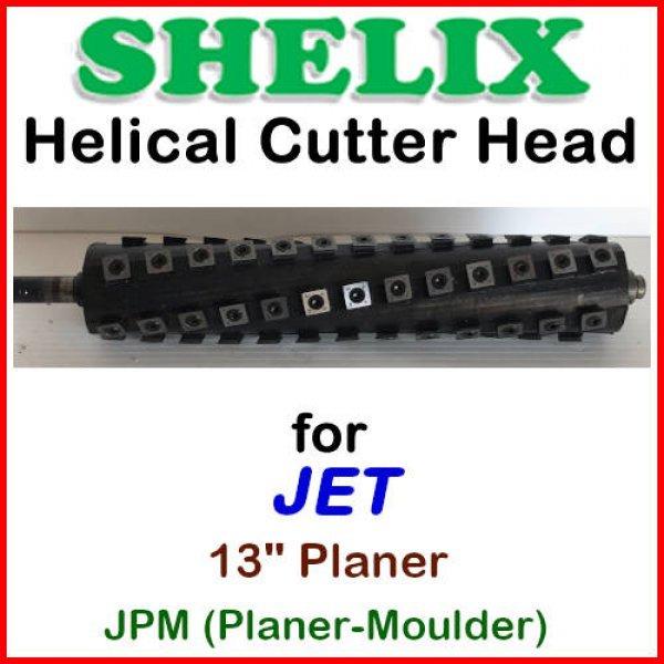 Shelix For Jet 13 Planer Jpm 13 Planer Moulder
