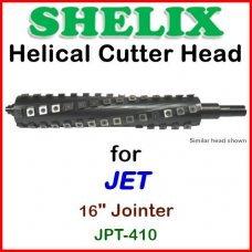 SHELIX for JET 16'' Jointer, JPT-410