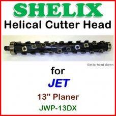 SHELIX for JET 13'' Planer, JWP-13DX