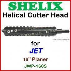 SHELIX for JET 16'' Planer, JWP-160S