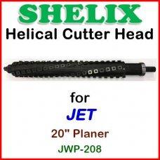 SHELIX for JET 20'' Planer, JWP-208