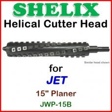 SHELIX for JET 15'' Planer, JWP-15B