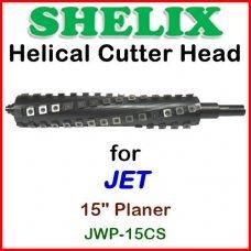 SHELIX for JET 15'' Planer, JWP-15CS