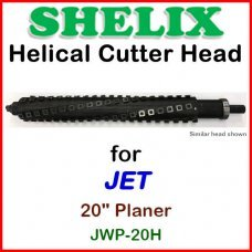 SHELIX for JET 20'' Planer, JWP-20H