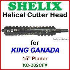 SHELIX for KING CANADA 15'' Planer, KC-382CFX