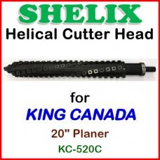 SHELIX for KING CANADA 20'' Planer, KC-520C