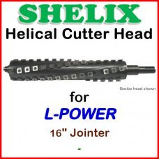 SHELIX for L-POWER 16'' Jointer