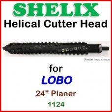 SHELIX for LOBO 24'' Planer, 1124