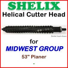 SHELIX for MIDWEST GROUP 53'' Planer