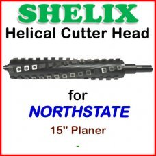 SHELIX for NORTHSTATE 15'' Planer