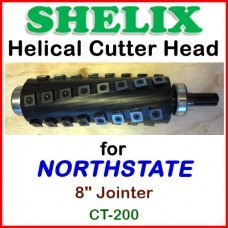 SHELIX for NORTHSTATE 8'' Jointer, CT-200
