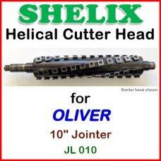 SHELIX for OLIVER 10'' Jointer, JL010
