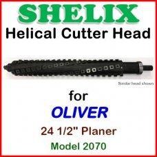 SHELIX for OLIVER 24 1/2'' Planer, Model 2070