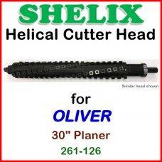SHELIX for OLIVER 30'' Planer, 261-126