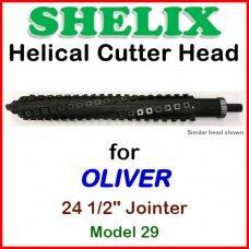 SHELIX for OLIVER 24 1/2'' Planer, Model 29
