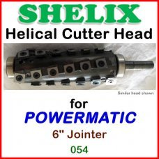 SHELIX for POWERMATIC 6'' Jointer, 054